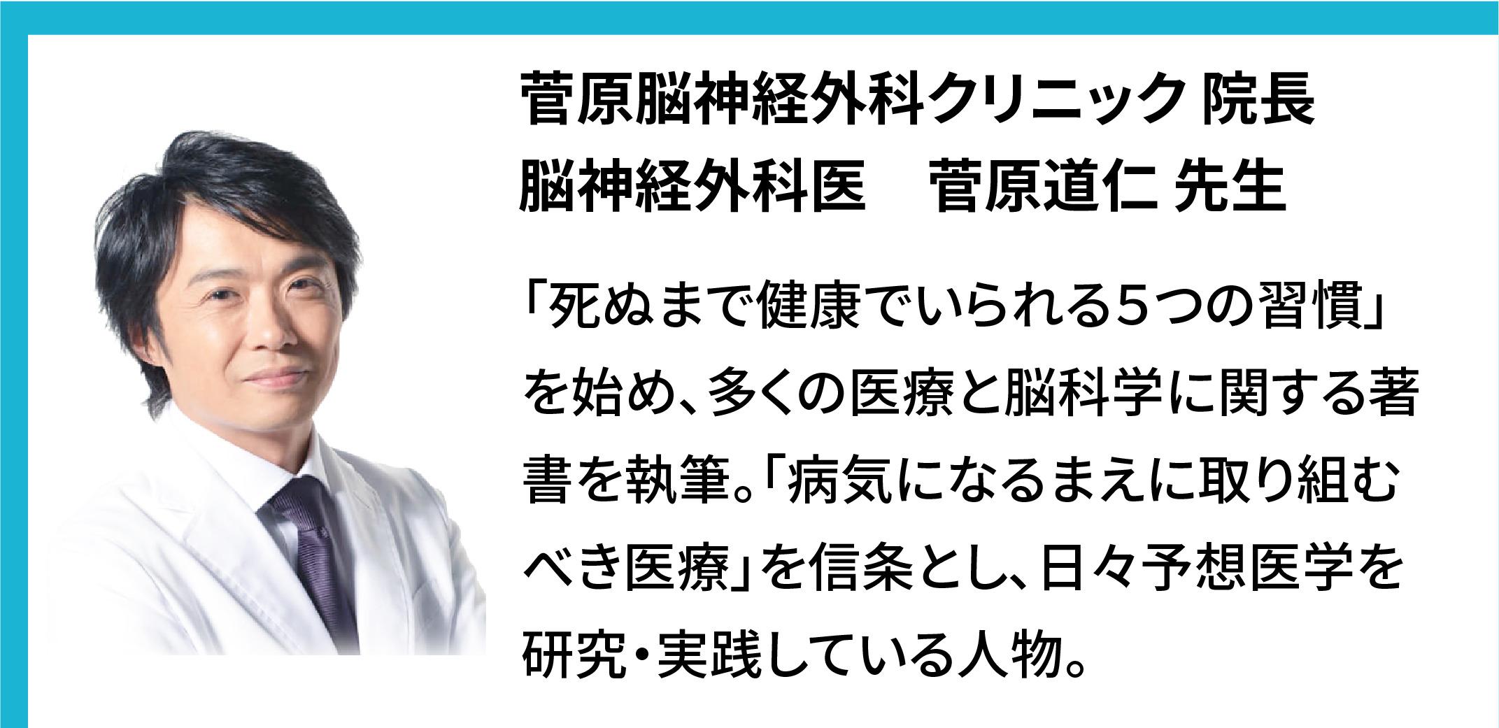 菅原道仁先生